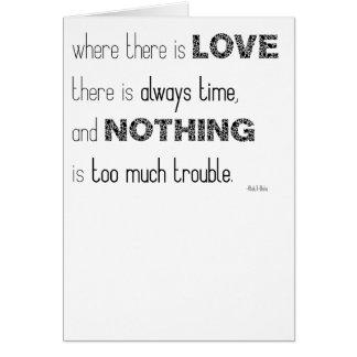 Customisable Baha'i Valentine's Day Card