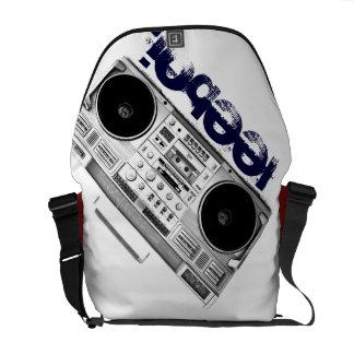 customisable leeboi ghettoblaster courier bags