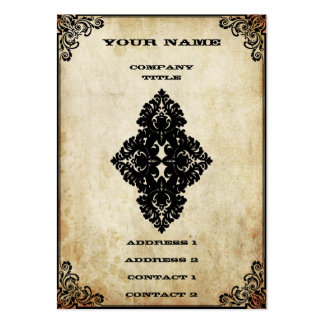 Customisable Playing Card Large Business Cards (Pack Of 100)