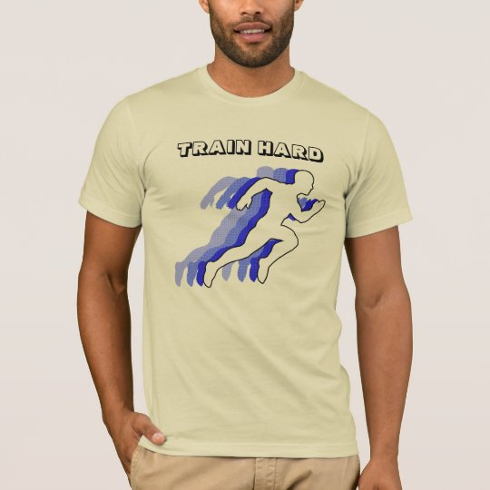 Customisable Slogan Sport TShirt