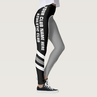 Customisable Sports Club/Team Leggings