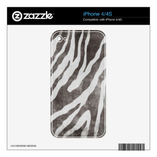 Customisable Unique Designs Skins For iPhone 4