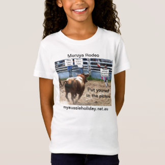 Customise 'Charging Bull' Baby Doll Tee