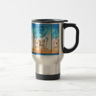 Customise Product 15 Oz Stainless Steel Travel Mug