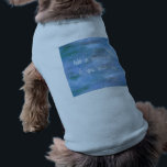 """Customise Your Doggie Ribbed Tank Top<br><div class=""""desc"""">A coat for your furry best friend? Replace the Blue square with your own choice of images. Add a message if required otherwise delete the message bit. Alternatively,  delete the image and just have a message. Change the text color to black or a brighter color. Have fun!</div>"""