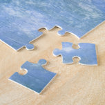 "Customise Your Jigsaw Puzzle<br><div class=""desc"">Your fully customisable jigsaw puzzle. Replace the Blue image with your favourite design, scene or person or pet or holiday picture on this puzzle, the more complex the harder the puzzle. (Actually, the Monet Blue we have used as an example would be very difficult.) If your image is small or...</div>"