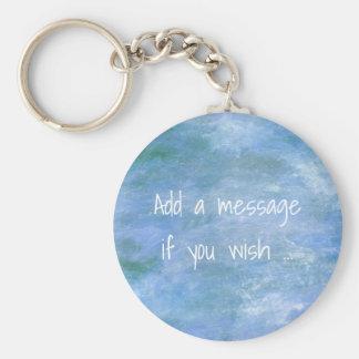 Customise Your Keychain