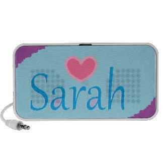 Customised Sarah Speaker
