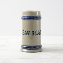 "Customizable 22 oz. ""BREW HAUS"" German Beer Stein"