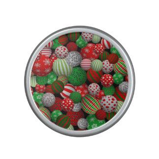 Customizable 3D Christmas Balls Speaker