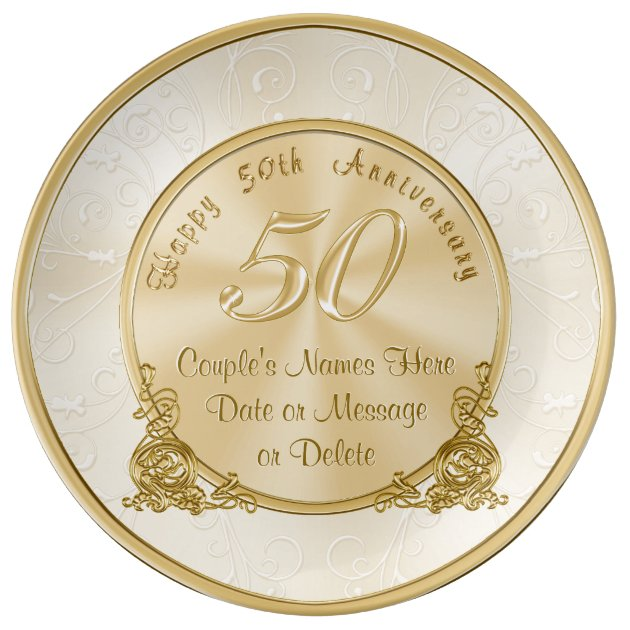 Good gifts for 50th wedding anniversary
