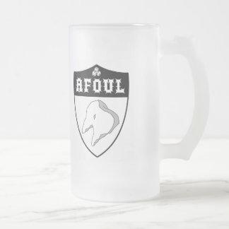 Customizable AFOUL Beer Mug