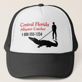 CUSTOMIZABLE Alligator Catcher HAT