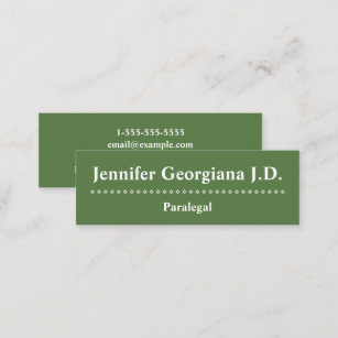 Paralegal business cards templates zazzle customizable and minimal paralegal business card colourmoves