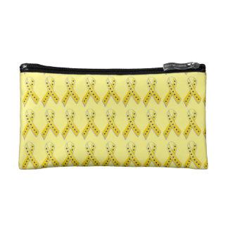 Customizable Animal Cancer Make up Bag