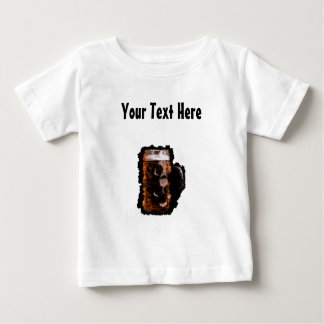 Customizable Artistic Beer Stien Baby's T-Shirt