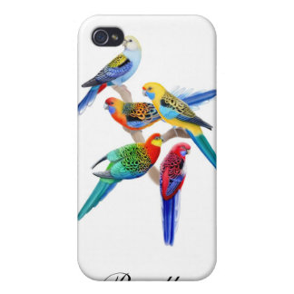 Customizable Austrailan Rosella Parrots Speck Case