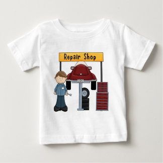 Customizable Auto Repair Shop Tees and Gifts