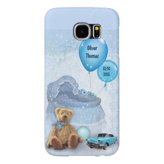 (Customizable) Baby Boy Samsung Galaxy S6 Case