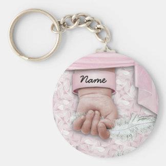 Customizable Baby Keychain