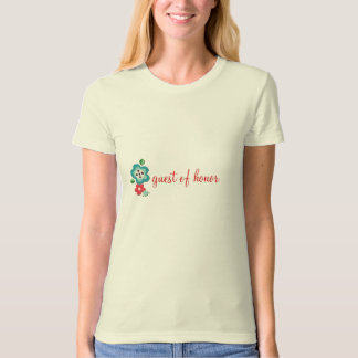 Customizable Baby or Bridal Shower T-Shirt