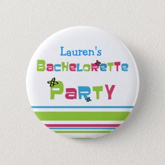 Customizable Bachelorette Party Button