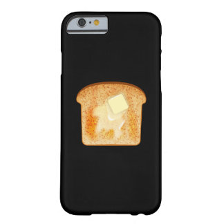 Customizable background color - Butter on toast Barely There iPhone 6 Case