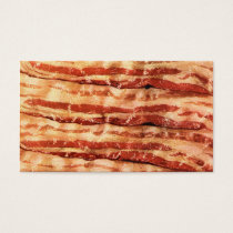 Customizable BACON business cards! Business Card