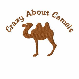 Customizable Bactrian Camel Tees and Sweats