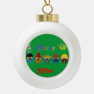 Customizable Ball Christmas Ornaments - Xmas Gifts