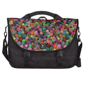 Customizable Balls Bag For Laptop
