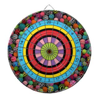 Customizable Balls Dart Boards