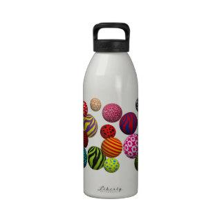 Customizable Balls Drinking Bottles