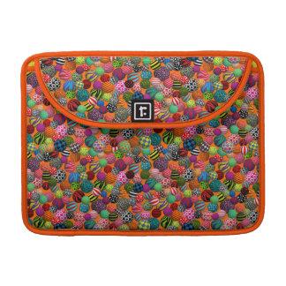 Customizable Balls MacBook Pro Sleeves