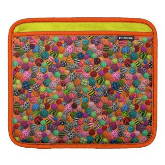Customizable Balls Sleeve For iPads