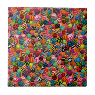 Customizable Balls Tile