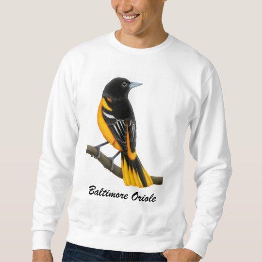 Customizable Baltimore Oriole Bird Shirt