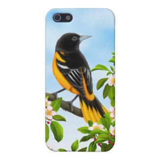 Customizable Baltimore Oriole Bird Speck Case