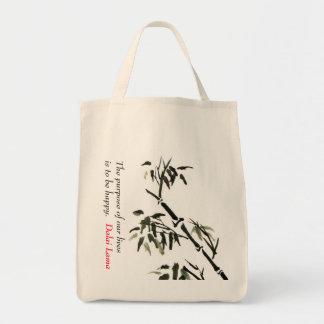 Customizable: Bamboo Tote Bags