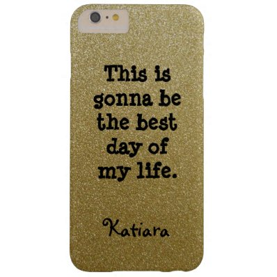 CUSTOMIZABLE BARELY THERE iPhone 6 PLUS CASE