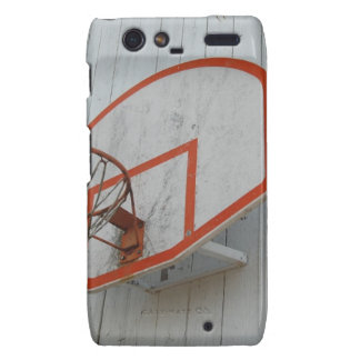 Customizable Basketball Hoop Design Motorola Droid RAZR Case