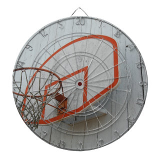 Customizable Basketball Hoop Design Dartboard