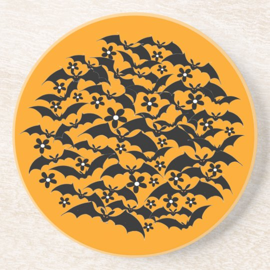 Customizable Bat Ball Coaster