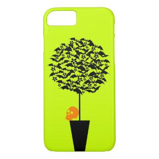 Customizable Bat Topiary iPhone 7 Case