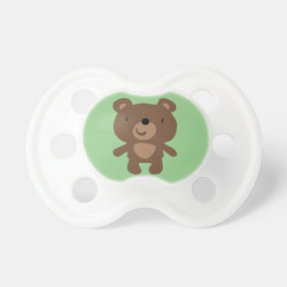 Customizable Bear Pacifier