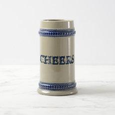 Customizable Beer Stein