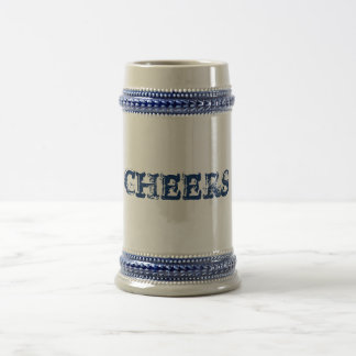 Customizable Beer Stein