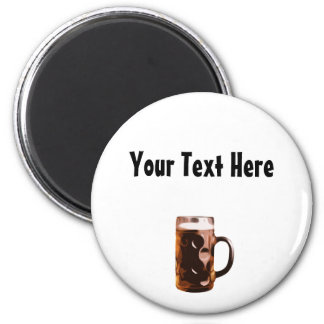 Customizable Beer Stein Magnet