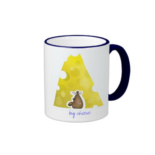 Customizable: Big cheese Mugs