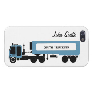 Customizable Big Rig 18 Wheeler iPhone Case Cover For iPhone 5/5S